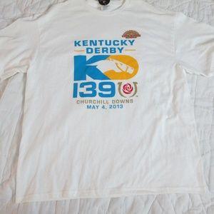 Kentucky Derby Shirt Size XL NWT